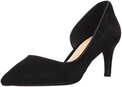Nine West Women's Sarinda Fabric Pump